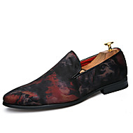 Loafers masculinos&Slip-ons primavera verão clube sapatos mocassim formal sapatos conforto tullewedding exterior