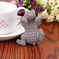 <50 ml Szilikon Tea szűrő , Brew kávé Készítő Útmutató