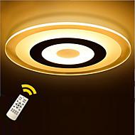 Montage de Flujo ,  Moderno / Contemporáneo Anodizado Característica for LED Regulable AcrílicoSala de estar Dormitorio Habitación de