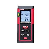 유니트 - 거리와 ut391 휴대용 디지털 60m 레이저 거리 측정기&각도 측정