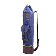 60 L Jóga matrac táska Jóga Gyors szárítás Viselhető Párásodás gátló Ütésálló Többfunkciós Derékpánt Telefon/Iphone