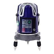 Deke® 5 linha 530nm laser verde infravermelho marcação instrumento nivelamento linha laser