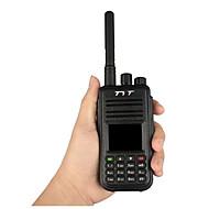Tyt tytera md-380 dmr rádio digital 400-480uhf até 1000 canais com display lcd em cores