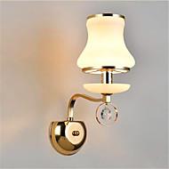 Ac 220-240 5 e14 moderna / contemporanea funzione elettrolitata per cristallo mini luci di protezione ambientale lucido a led luci