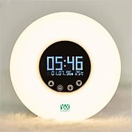 5W Lâmpada de LED Inteligente COB 400-500 lm RGB Regulável Recarregável Controle Remoto Sensor Decorativa <5V V 1 pç