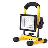 ランタン&テントライト LED 1000 ルーメン 1 モード LED 18650 緊急 スーパーライト アングルライトのヘッド部 キャンプ/ハイキング/ケイビング 日常使用 狩猟 多機能 登山 屋外 ラバー 金属
