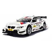 レースカーは車のおもちゃを引き戻す1:18 absプラスチック赤