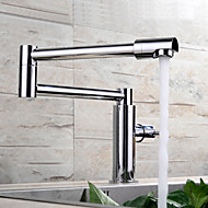 pot filler centerset rotatable with ceramic valve single handle one hole for chrome kitchen