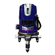 Deke® 3 linha 530nm laser azul infravermelho marcação instrumento nivelamento linha laser