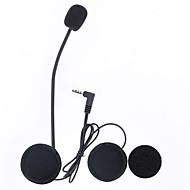 vnetphone 3,5mm jack dugó v6 kaputelefon v4 kaputelefon fülhallgató tartozékok fülhallgató sztereó öltönyt v6 kaputelefon v4 sisak