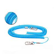 1 個 釣りロープ ランダム色 グラム/オンス mm インチ,鋼線 ベイトキャスティング 穴釣り ルアー釣り