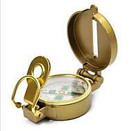 Kompasy Kierunkowy Trwały Wygodny Kemping metal Żółty