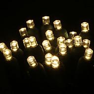 3.5 W ストリングライト / lm AC 110-130 15 m 50 LEDの ウォームホワイト