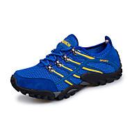 Atletik Ayakkabılar-Rahat-Hafif Tabanlar-Tül-Düz Topuk--Erkek