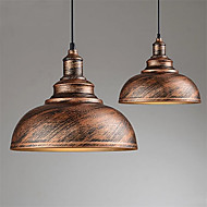 Vintage Ceiling Light Pendant Lamp Industrial Retro Loft Iron Lighting Bar Loft Decor