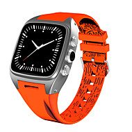 yy x01 smartwatchアンドロイドmtk6572クワッドコア512MB 4Gb gps wifi sim 3gスマートウォッチフォンアンドロイドイオス