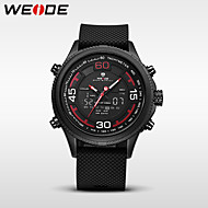 WEIDE Men's Sport Watch Military Watch Dress Watch Fashion Watch Digital Watch Wrist watch Japanese Quartz DigitalCalendar Water