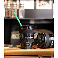 גבוהה אופנה מכסה העדשה כוס שלושה דורות של העדשה כוס כיסוי גבוהה העדשה כוס גבוהה הבחור לא חום שימור