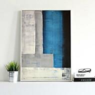 Abstrakti Kehystetty 3D-taide Wall Art,PVC materiaali Frame For Kodinsisustus Frame Art Living Room Makuuhuone Lastenhuone 1Piece / Set