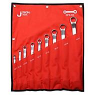 Jieke 15 kusů dvojitých hloubkových klíčů / 1 sada