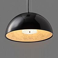 Luzes Pingente ,  Contemprâneo Tradicional/Clássico Rústico/Campestre Tifani Rústico Tigela Pintura Característica for LED ResinaSala de