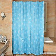 מודרני PEVA  -  איכות גבוהה וילונות מקלחת
