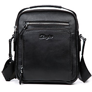 Genuine Leather Men's Messenger Bags Cowhide Shoulder Bag Crossbody Bag High Quality Real Leather Bag D8079
