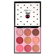 Wodwod 9 Grid Sakura Makeup Mineral Colorful Powder Eyeshadow Palette
