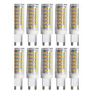 9W LED betűzős izzók T 88 SMD 2835 750-850 lm Meleg fehér Hideg fehér Természetes fehér Tompítható V 10 db.