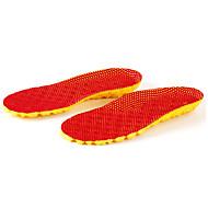 Esta palmilha garante proteção anti-choque e é perfeita para sapatos esportivos deixando que os pés respirem livremente. Alívio da dor