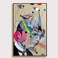 Lidé 3D umění v rámu Wall Art,Polystyren Materiál Hnědá Bez pasparty s rámem For Home dekorace rám Art
