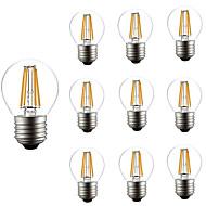 4W LED-hehkulamput G45 4 COB 300 lm Lämmin valkoinen Kylmä valkoinen AC 220-240 V 10 kpl