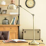 40 Contemprâneo Tradicional/Clássico Luminária de Escrivaninha , Característica para LED , com Outro Usar Interruptor On/Off Interruptor