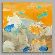 Hånd-malede AbstraktAbstrakt Et Panel Kanvas Hang-Painted Oliemaleri For Hjem Dekoration