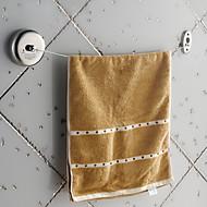 """Gadget de Banheiro / Cromado / Outros /90x 90x 60mm (3.5"""" x3.5"""" x 2.4"""") /Aço Inoxidável /Contemporâneo /2.5m 0.28kg"""