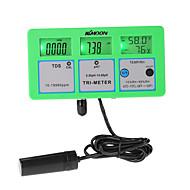 kkmoon multi parametri veden laadun näytön LCD-näyttö
