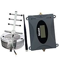 LCD Display GSM 900Mhz Mobile Phone Cellular Signal Booster GSM 900 Signal Repeater Cell Phone Amplifier 3G Signal Set For Airtel/Beeline/Digicel/MTN