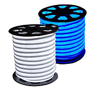 36W Flexibele LED-verlichtingsstrips 3350-3450 lm AC110 AC220 V 5 m 300 leds Warm Wit Wit Blauw