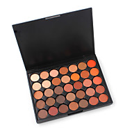 Eyeshadow Palette 35 Color Set Matte Shimmer Giltter Shades Nature Nude Mini Daily Makeup Pigment Party Fairy Eye Shadow Smokey Make Up Travel Kit