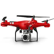 Drone HR SH5 4CH 6 Eksen 720P HD KameralıFPV Dönüş Için Tek Anahtar Başsız Mod 360 Derece çevirilebilir Uçuş Erişim Gerçek Zamanlı Film