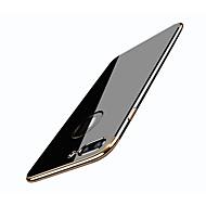 用途 ケース カバー メッキ仕上げ バックカバー ケース 純色 ソフト TPU のために Apple iPhone 7プラス iPhone 7 iPhone 6s Plus iPhone 6 Plus iPhone 6s iphone 6