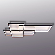 Moderne ledet loft lys flush mount væg lys alumilium maleri med remoter dimmer til stue værelse værelse