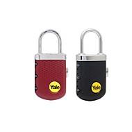 Yale yp3 / 31/123/1 valise de valise verrouillage de mot de passe verrouillage de mot de passe de verrouillage à trois chiffres