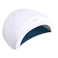 48W Negletørkere UV-lampe LED-lampe Neglelakk UV-Gel