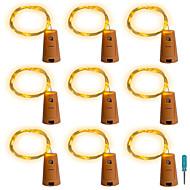 12W Verlichtingsslingers 900 lm <5V V 18 m 180 leds Warm Wit Wit Rood Geel Blauw Groen Paars Roze Meerkleurig