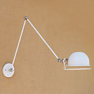 AC 220-240 110-120 60 E26/E27 Simples Vintage Regional Pintura Característica for Estilo Mini,Luz Ambiente Luz de parede