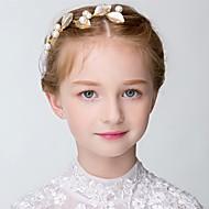 Mädchen Haarzubehör,Ganzjährig Legierung Materialmuster