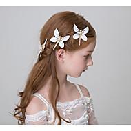 Mädchen Haarzubehör,Ganzjährig Legierung