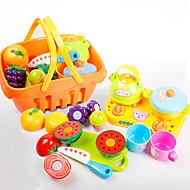 oyuncak Gıdalar Plastikler Çocuklar için