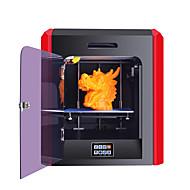 Yite 3d impressora full metal de alta precisão montado 3d construção da impressora volume 200x200x200mm plug e play multifunções
